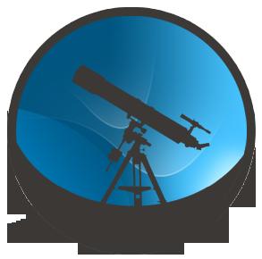 logo astronomie Haute Maurienne